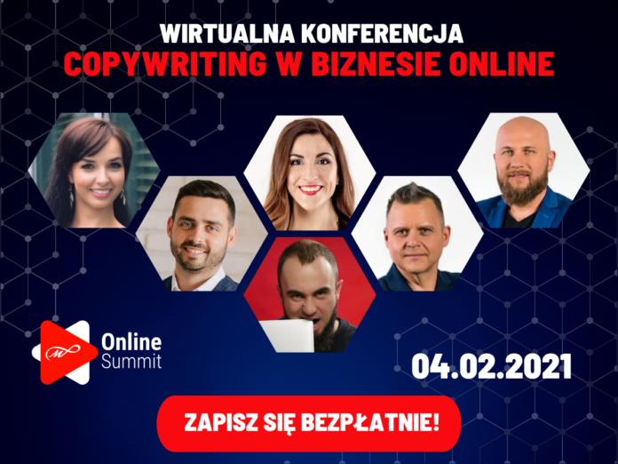 Online Summit – wirtualna konferencja o copywritingu