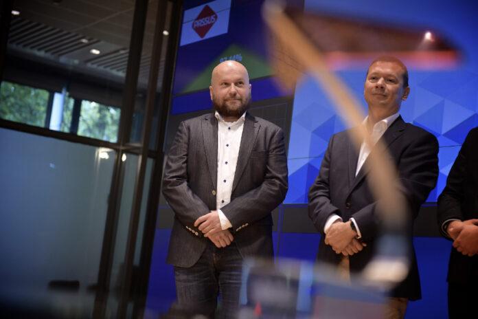 Tadeusz Dudek, prezes zarządu Passus