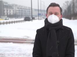 Innowacyjne laboratorium zbada przyczepność opon na śniegu. W Polsce 1/3 kierowców jeździ cały rok na letnich