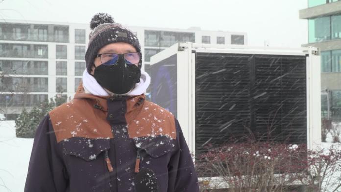 Miejskie Filtry Powietrza walczą nie tylko ze smogiem, lecz także z koronawirusem. Wkrótce w Warszawie będzie pięć takich urządzeń