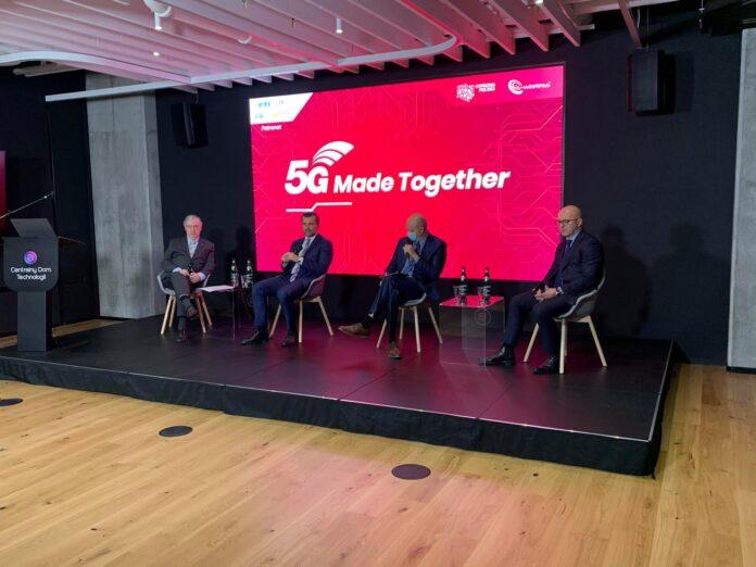 Eksperci na konferencji 5G Made Together
