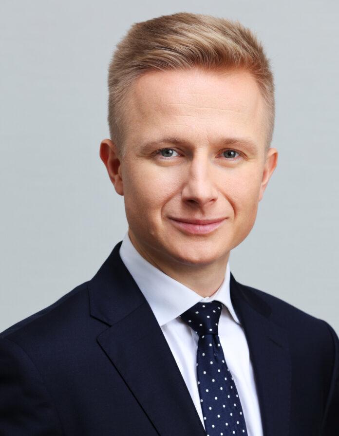 Marcin Wielgus, Director – Debt Financing, Hines Polska Sp. z o.o.