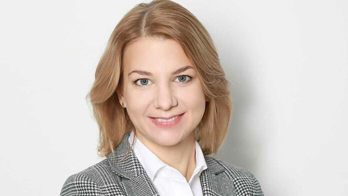 Marta Wrochna-Łastowska Członkini Zarządu ds. Finansowych Żabka Polska