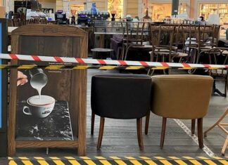 lockdown restauracja