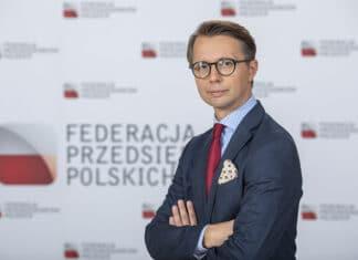 Arkadiusz Pączka, wiceprzewodniczący Federacji Przedsiębiorców Polskich (FPP)