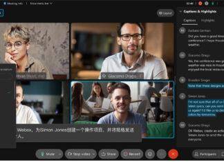 Cisco Webex wprowadza tłumaczenie w czasie rzeczywistym