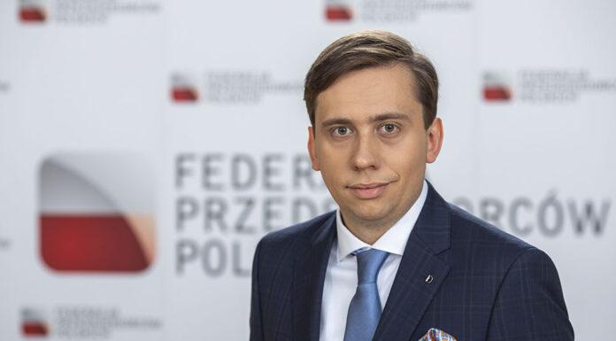 Łukasz Kozłowski, główny ekonomista Federacji Przedsiębiorców Polskich, wiceprezes Centrum Analiz Legislacyjnych iPolityki Ekonomicznej (CALPE)