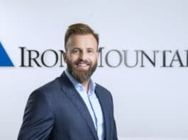Marcin Mandryk, Sales Operations Executive CEE & Product Manager Iron Mountain Polska