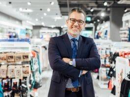 Marek Kaczmarek Prezes Zarządu Spółki firmy INTERSPORT Polska SA