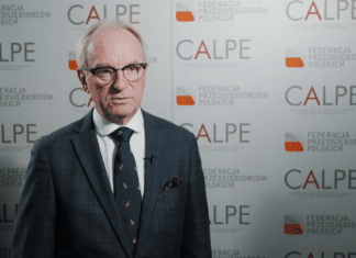 MarekKowalski, przewodniczący Federacji Przedsiębiorców Polskich (FPP), prezes Centrum Analiz Legislacyjnych iPolityki Ekonomicznej (CALPE)