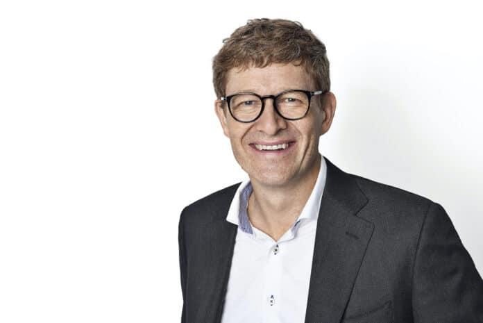 Niels B Christiansen, CEO Grupy LEGO