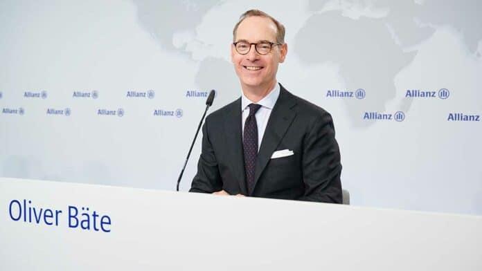 Oliver Bäte, CEO Grupy Allianz