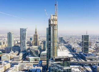 Varso Tower Warszawa