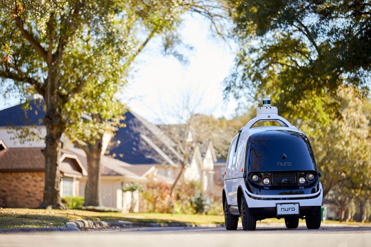 autonomiczne pojazdy Nuro (1)