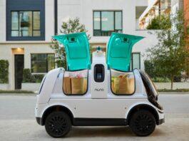 autonomiczne pojazdy Nuro (2)
