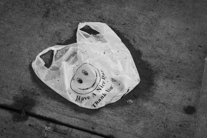 reklamówka plastik