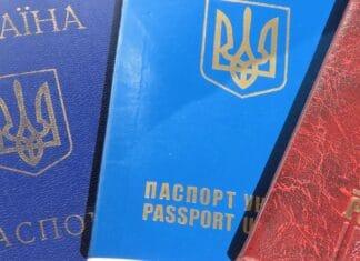 ukraina ukraińcy paszport