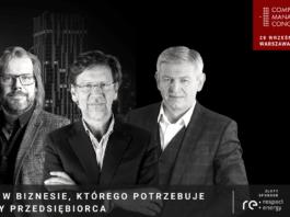 Company Management Congress już we wrześniu