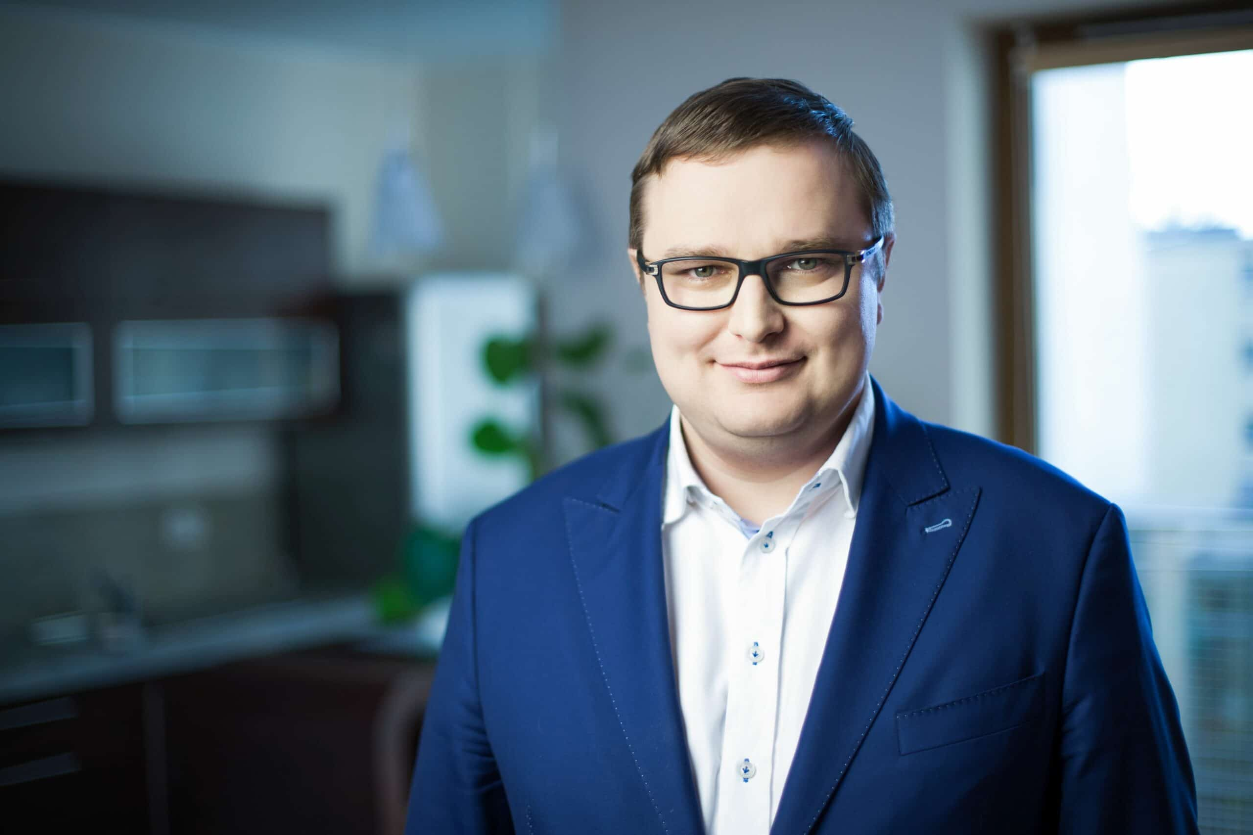 Tomasz Swieboda, Partner Zarządzający w Inovo Venture Partners