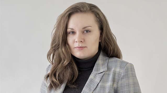 Lidia Zawiła, Młodszy Konsultant w Dziale Badań Rynku w Knight Frank
