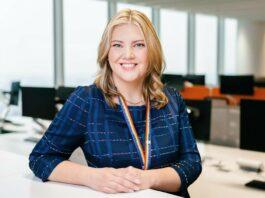 Anna Urbanska CEO Standard Chartered