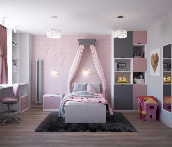 Jaki rodzaj mebli wybrać do pokoju dziecięcego