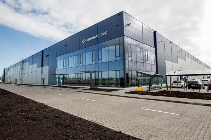 Nowy budynek produkcyjny Spread Group w Legnicy