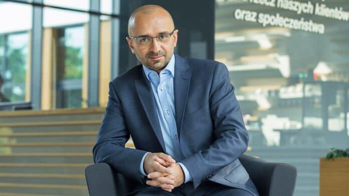 Paweł Bojko wiceprezes zarządu EFL