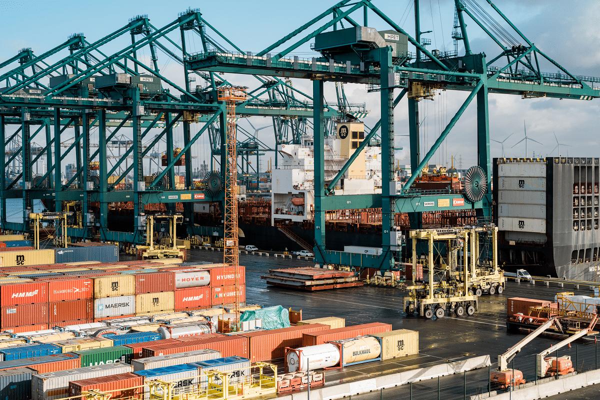 Port w Antwerpii (1)