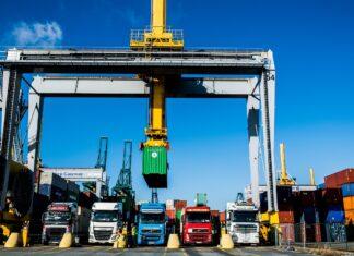Port w Antwerpii (2)