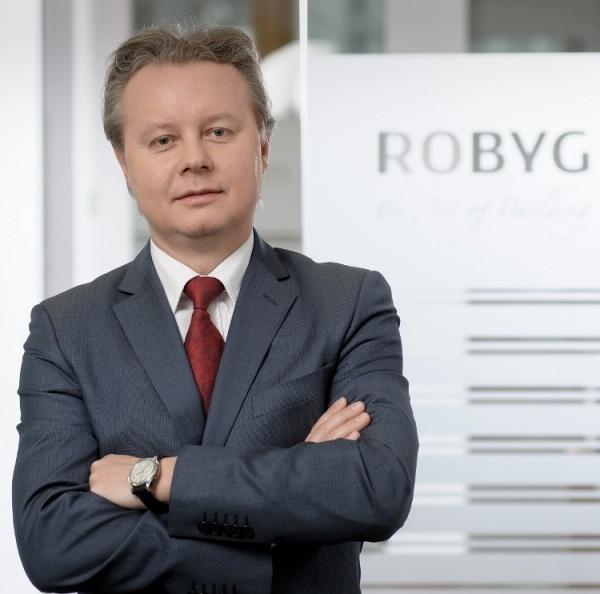 Artur Ceglarz, wiceprezes zarządu ROBYG SA