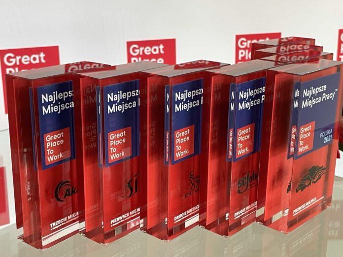 Rekordowa liczba firm w tegorocznym rankingu Great Place to Work