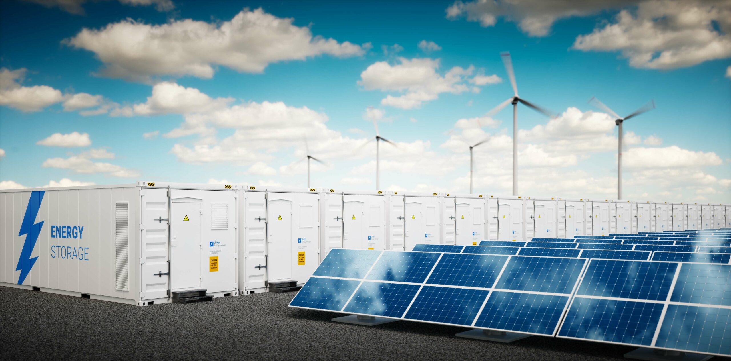 fot. 1 magazyn energii elektrycznj