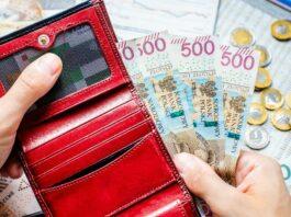 pieniądze zakupy