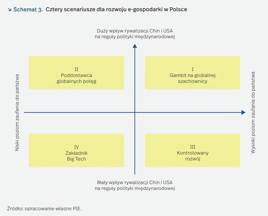 rozwoj cyfryzacji w Polsce