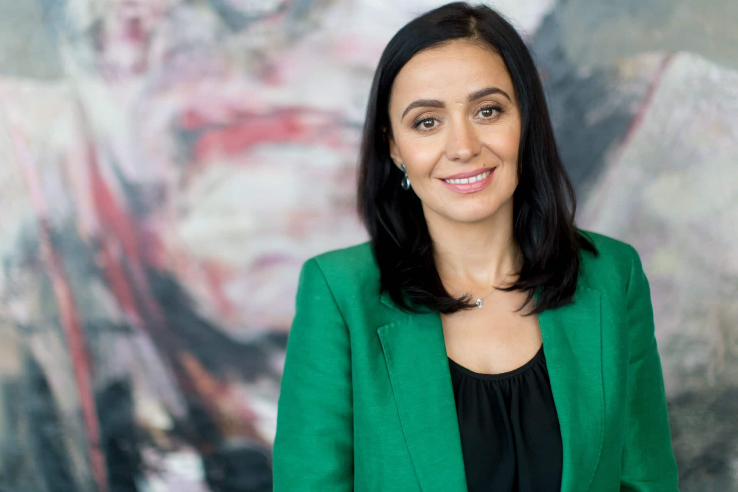 Georgiana Iliescu, dyrektor zarządzająca Fundacji Globalworth