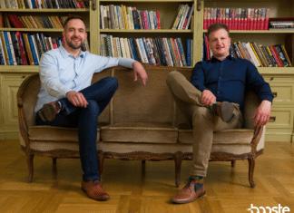 Jakub Pietraszek i Michael Kacprzak, Booste
