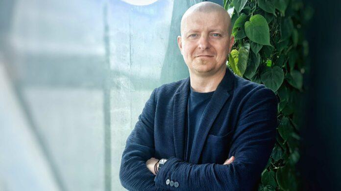 Piotr Krawczyk, Director Industrial & Logistics w Walter Herz