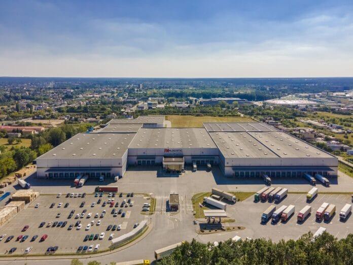 Platforma FM Logistic w Tomaszowie Mazowieckim