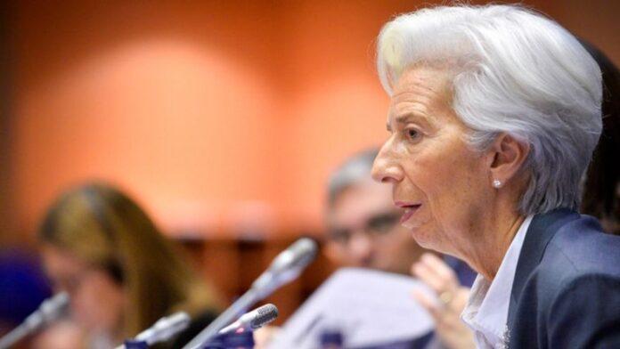 Prezes BC Christine Lagarde, fot. PE