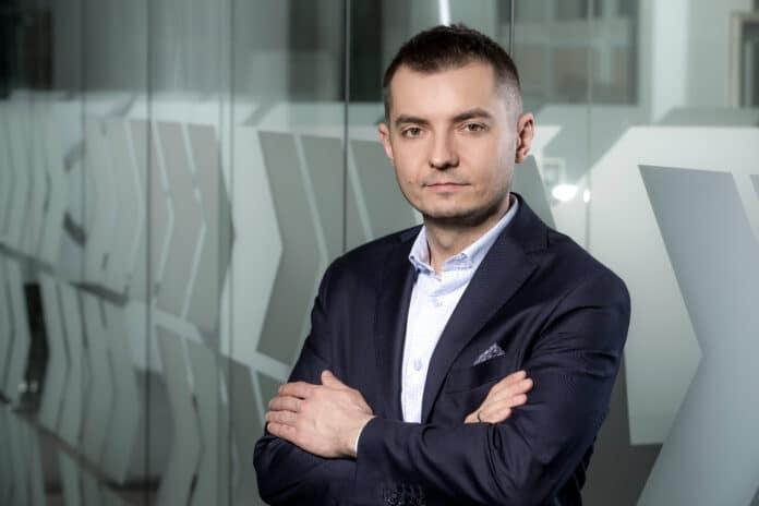 Rafał Woźniak - FM Logistic