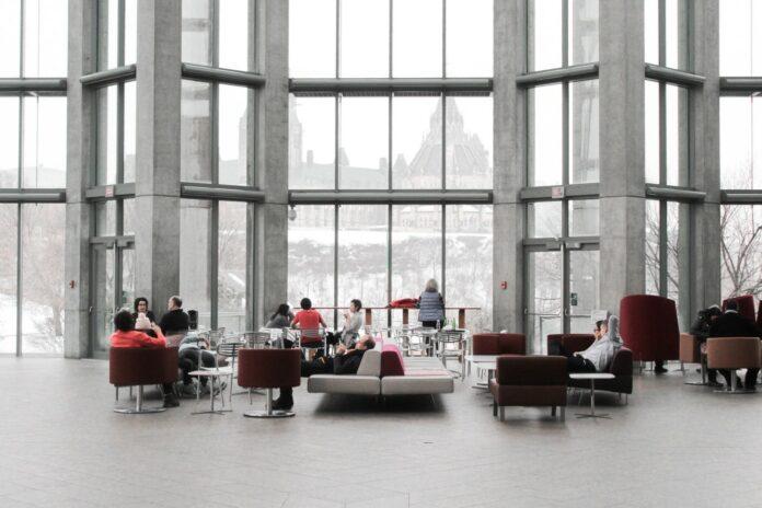 biuro lobby