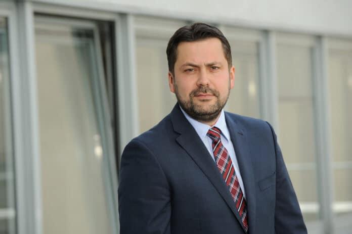 Konrad Klimek – Prezes Zarządu, KUKE Finance, Przewodniczący PZF