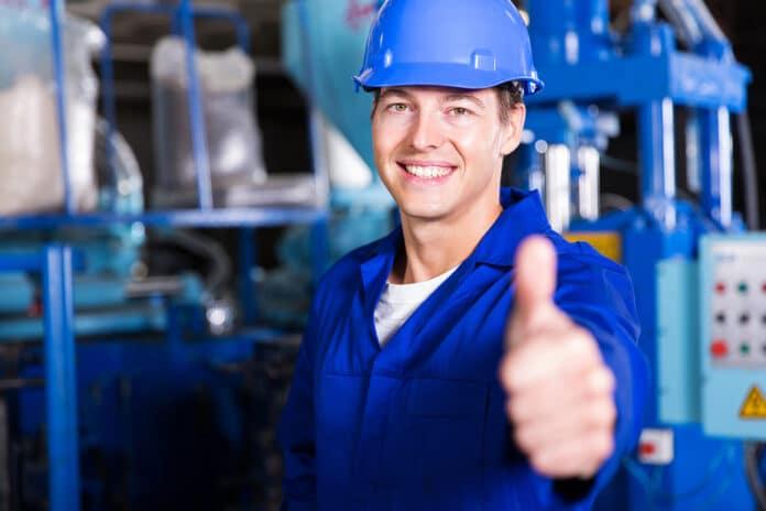 pracownik przemysł