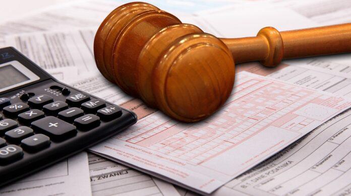 sąd prawo podatki