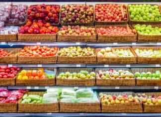 żyność owoce warzywa