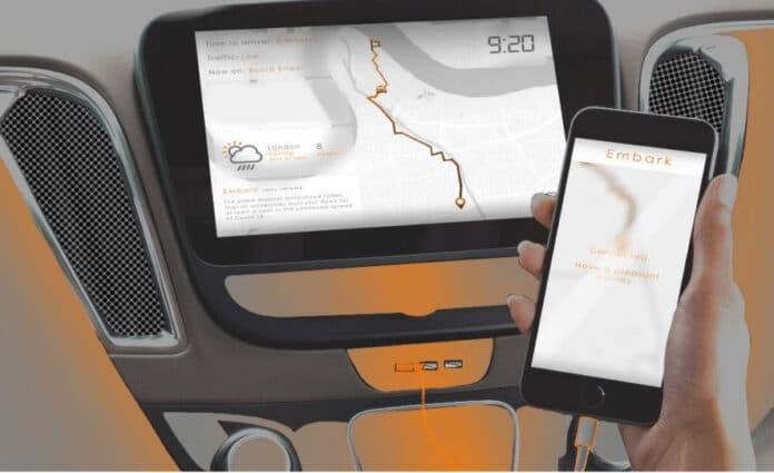 Autonomiczna taksówka dla osób o ograniczonej sprawności ruchowej