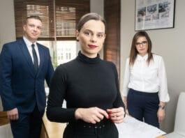 Eco5tech team Alicja Gackowska Prezes Zarządu