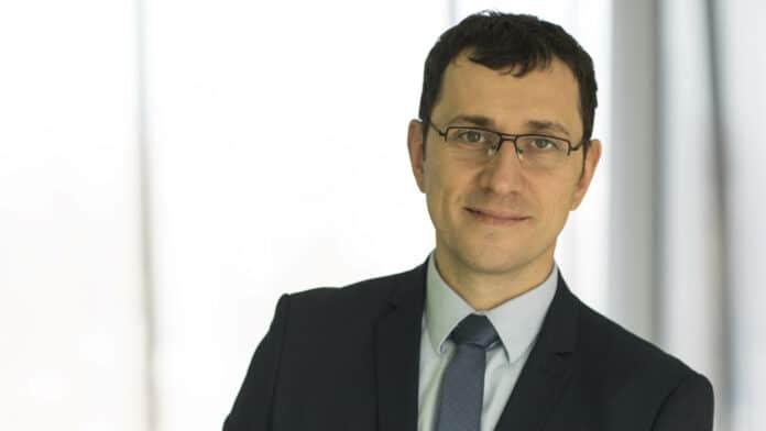 Grzegorz Paszka, członek zarządu Grupy 3S