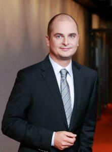 Jacek Studziński - Członek Zarządu PZWLP